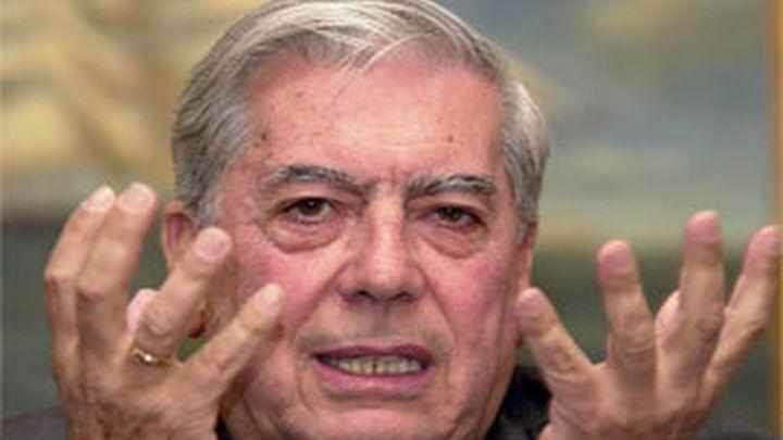 'Mario Vargas Llosa. La libertad y la  vida'