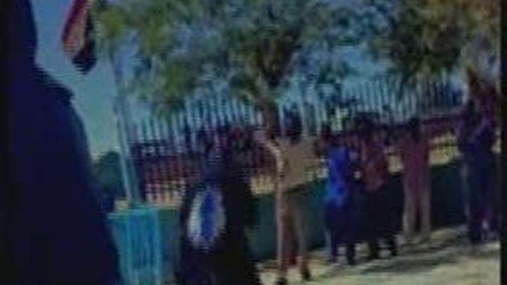 La Policía de Sudán detiene a un grupo de mujeres por protestar contra el azote público a una mujer aparecido en vídeo