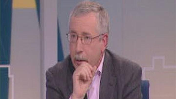 """Toxo: """"El problema es grave, el  acuerdo es necesario y debemos hacerlo posible"""""""