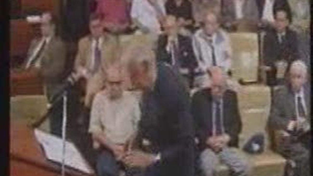 """Videla reclama """"el honor de la victoria"""" en la dictadura en vísperas de la sentencia"""