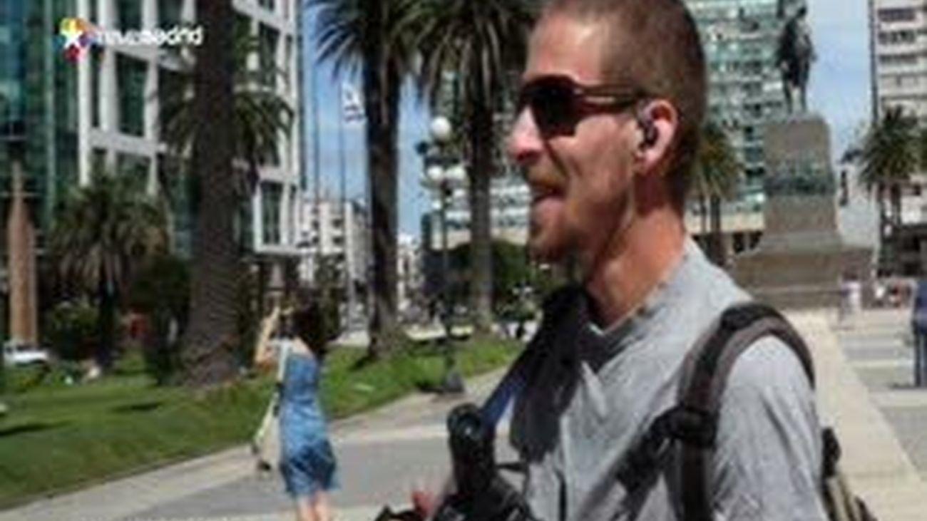 El cámara de Madrileños por el mundo, en libertad