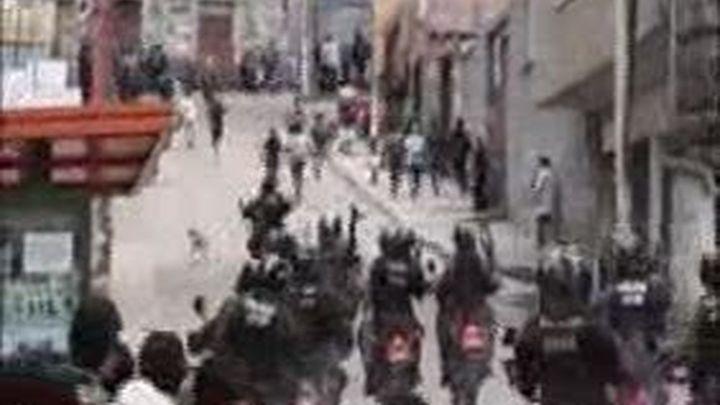 """Bolivia sigue siendo escenario de violentas manifestaciones contra el """"gasolinazo"""""""