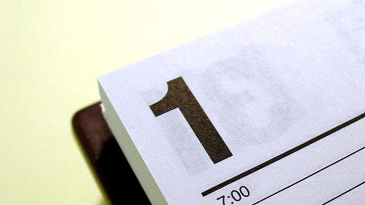 El calendario laboral de 2012 fija un festivo más