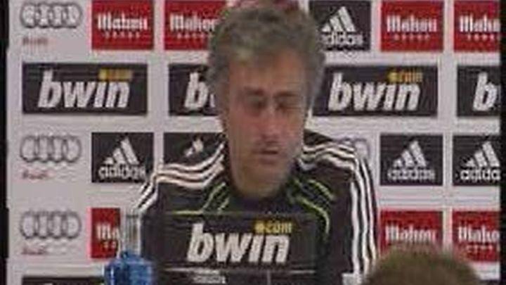 """Mourinho:""""El Atlético tiene una herida profunda y es lo peor que podía pasar"""""""