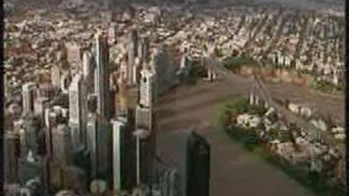 """La ciudad australiana de Brisbane ofrece un aspecto de """"zona de guerra"""" tras las riadas"""