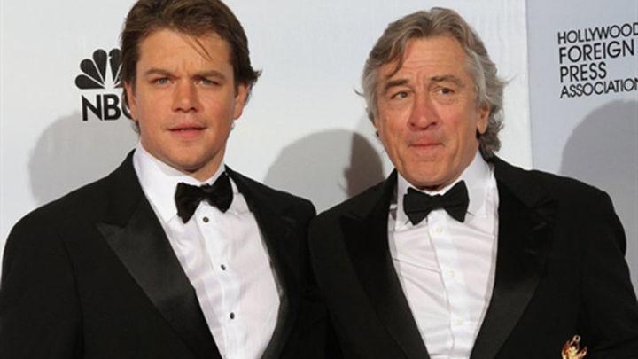 Robert De Niro, inmortalizado en la historia de Hollywood