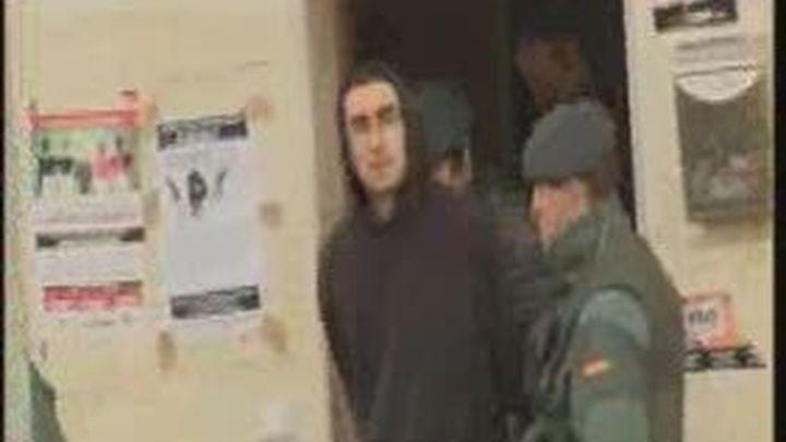Detenidas en España y Francia 13 personas del entorno de ETA