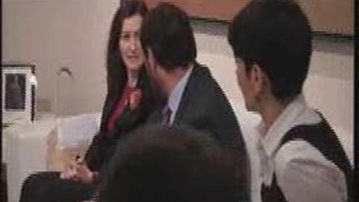 Reacciones contra el acuedo PSOE-PP para aprobar la ley Sinde