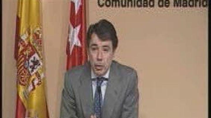 González: Es el Gobierno y no la Comunidad el que debe acabar con el paro