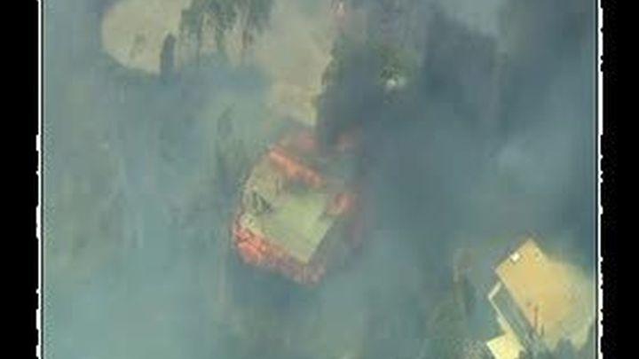 Al menos 59 viviendas calcinadas y decenas de evacuados por los incendios en Australia