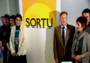 Presentación de Sortu