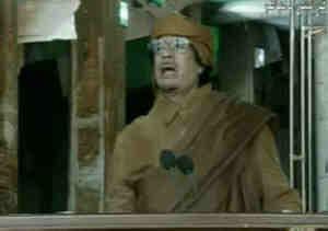 Discurso Gadafi