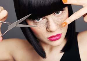 La cantante británica Jessie J.