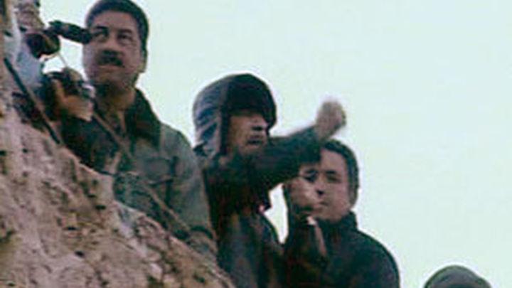 """Gadafi: """"El pueblo que no me quiere no merece la vida"""""""