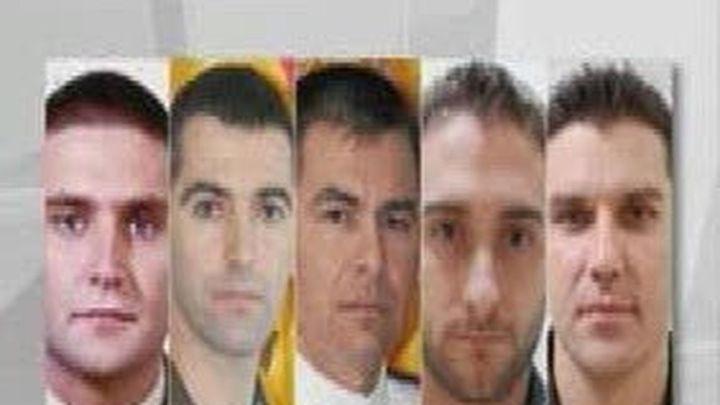 Los militares fallecidos, de entre 25 y 44 años, tenían experiencia en misiones internacionales