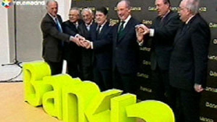 Bankia será la marca del banco de Caja Madrid con otras seis cajas