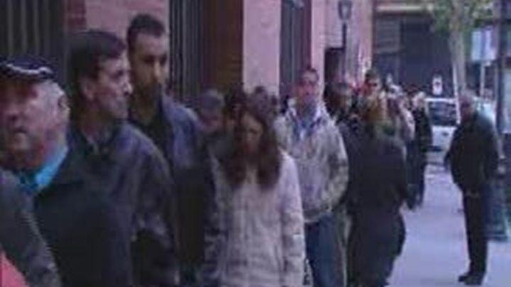 El paro subió en febrero en 68.260  personas y roza los 4,3 millones de desempleados