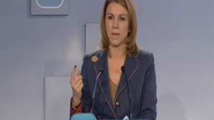 """El PP dice que el Gobierno tiene """"110 improvisaciones  a la hora"""""""