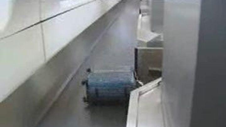 Un sistema automatizado de equipajes distribuye 16.000 maletas a la hora en la T4 de Barajas