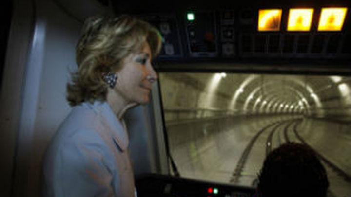 La línea 2 de Metro hasta Las Rosas abre sus puertas para 65.000