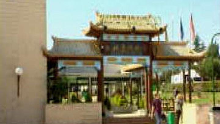 Unos delincuentes realizan un secuestro exprés en un restaurante chino de Pozuelo