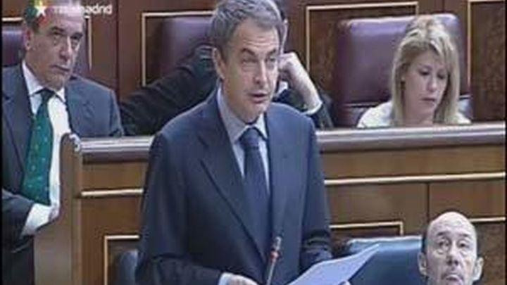 La sucesión de Zapatero sobrevuela el Congreso