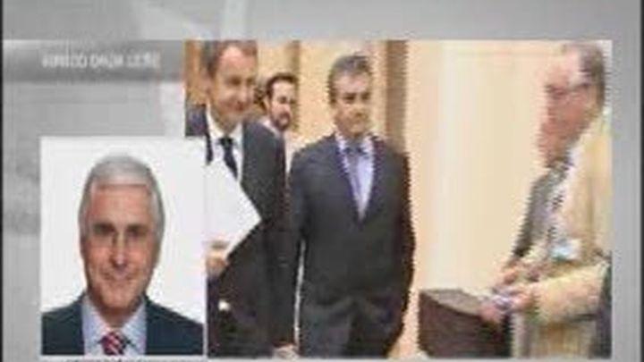 """Barreda asegura que Zapatero """"ha cumplido  una etapa"""" al frente del Gobierno"""