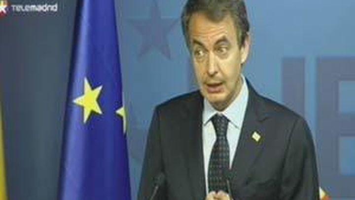 Presionado por Mekel, Zapatero anuncia nuevas reformas económicas