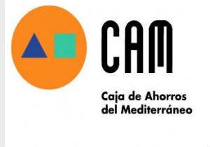 La CAM estudia pedir el rescate público tras fracasar su fusión con otras entidades