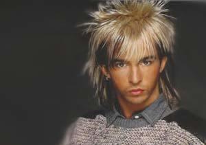 Limahl, un exponente de lo que fueron los One Hit Wonders de los 80