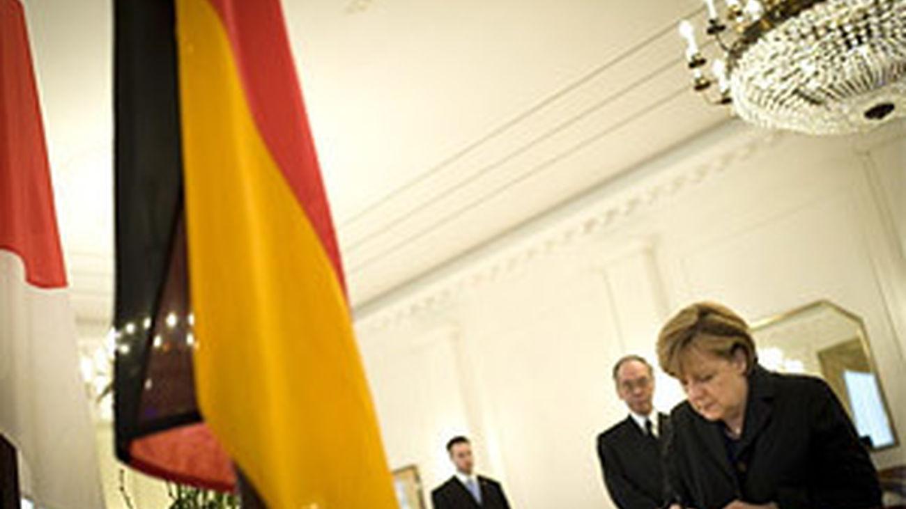 Angela Merkel Alemania