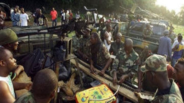 Prosiguen combates en la capital de Costa de Marfil tras intervención de Francia y la ONU