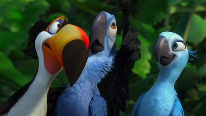 """""""Río"""" de Janeiro: el nuevo paraíso de la animación en 3D"""