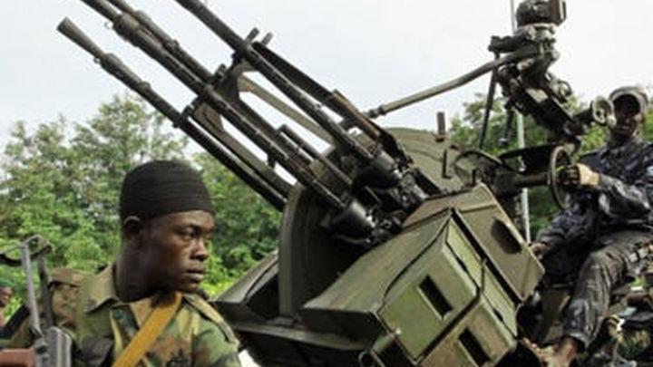 Las fuerzas de Ouattara se lanzan al asalto del palacio de Gbagbo