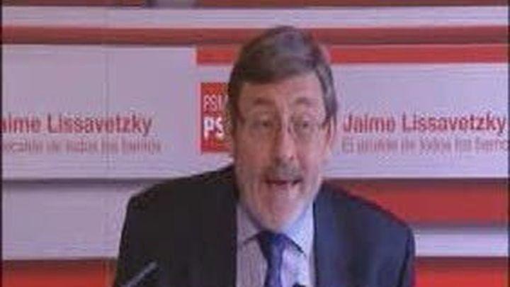 Lissavetzky anuncia que retiraría tasa de Basuras  si gana las elecciones