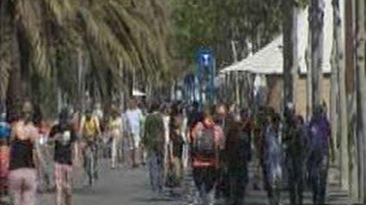El turismo español repunta notablemente por la situación de Túnez y Egipto