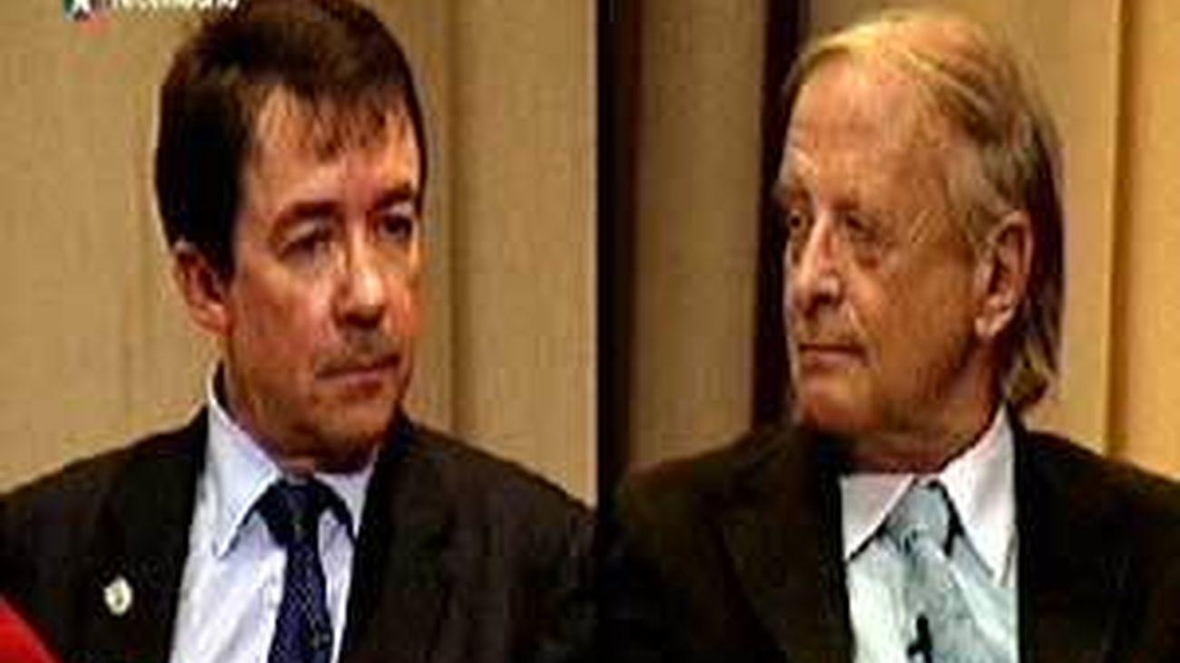 Carrillo e Iturmendi se disputan este miércoles  el rectorado de la Complutense