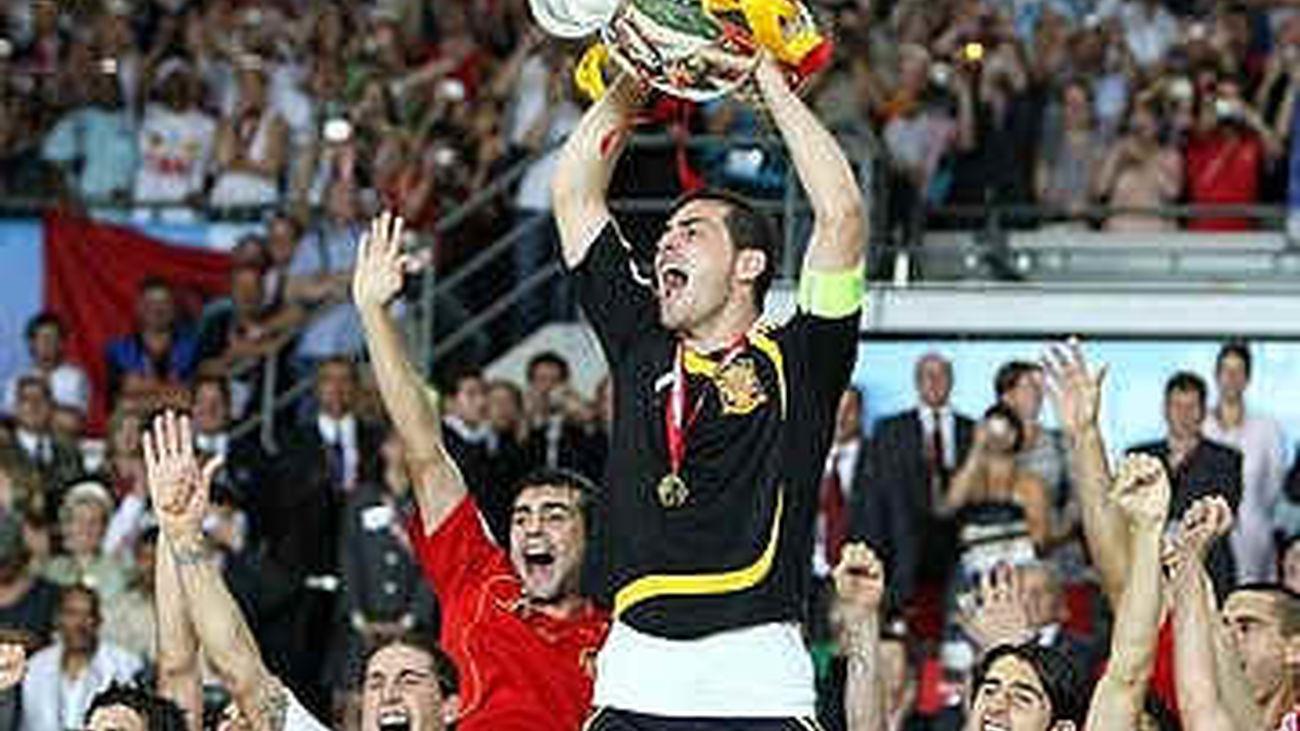 La selección española de fútbol no participará en la Copa América