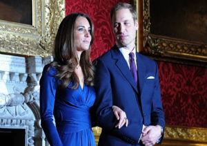 Guillermo y su princesa vivirán al principio en Clarence House