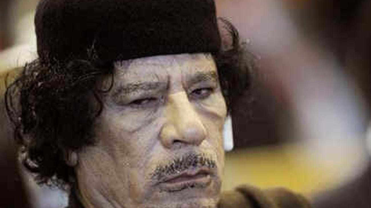 Gadafi pide a la OTAN el inicio de negociaciones