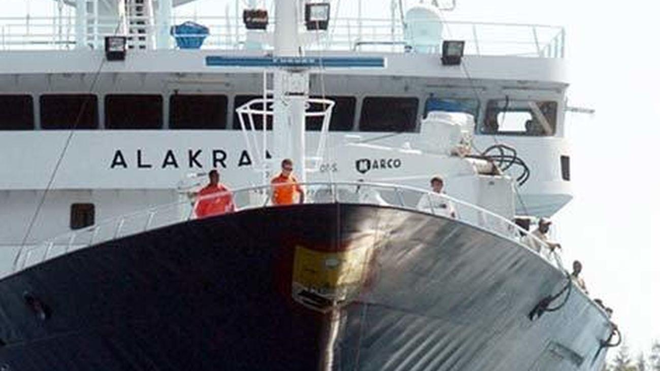 El Gobierno pagó a los piratas del Alakrana el rescate de los marineros