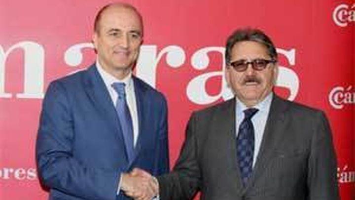 Manuel Teruel sustituye a Gómez Navarro al frente de las Cámaras de Comercio
