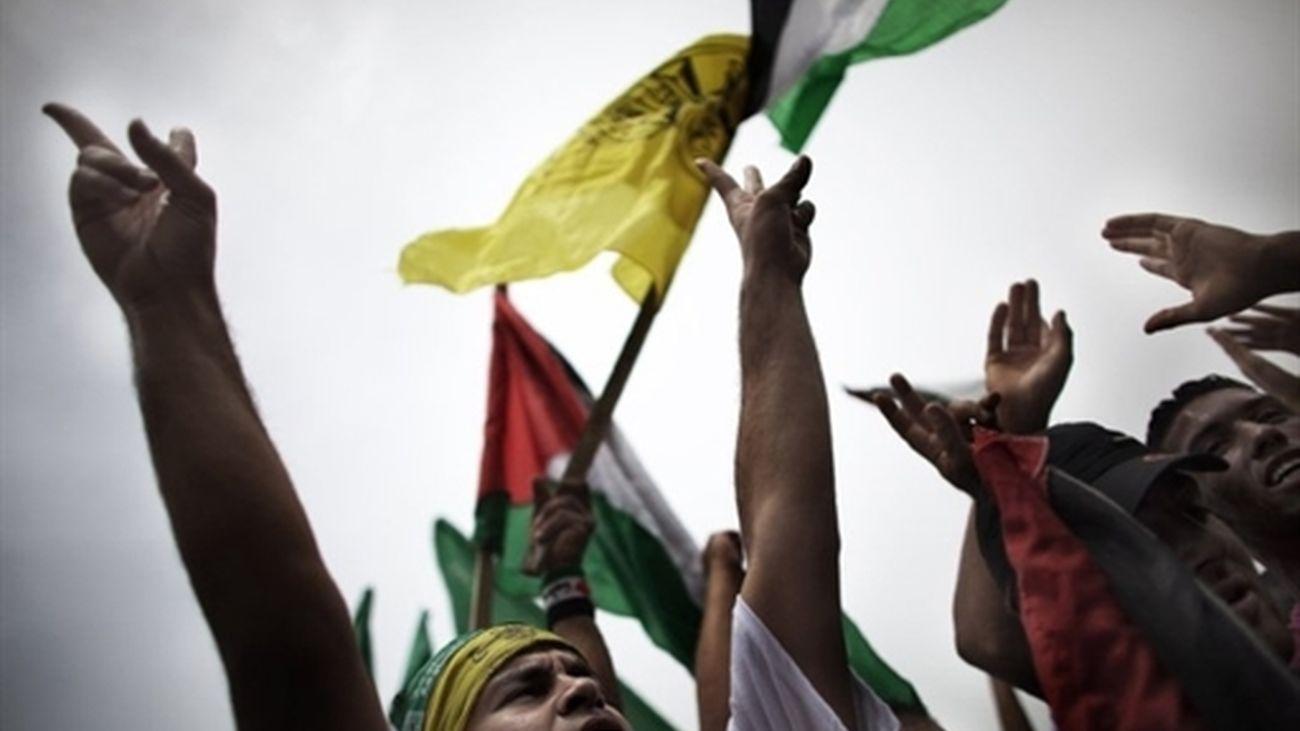 Decenas de detenciones en el cuatro día de violencia en Oriente Medio