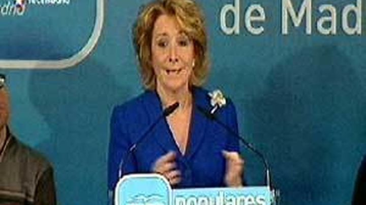 Aguirre implantará la libre elección de centro escolar en Madrid, acabando con la zonificación