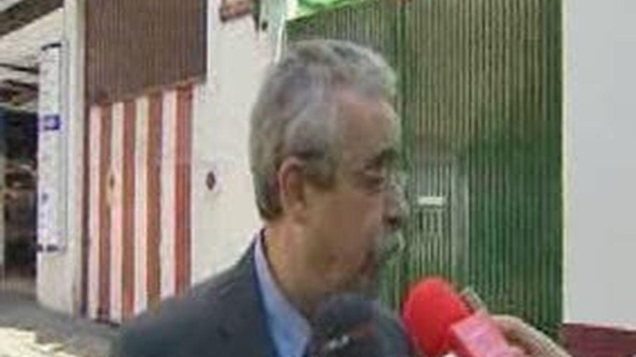 Angel Pérez reclama al Gobierno que ceda al Ayuntamiento de Madrid cuarteles en desuso