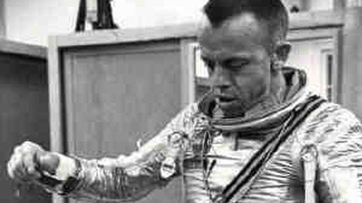 50 años del primer estadounidense que viajó al espacio