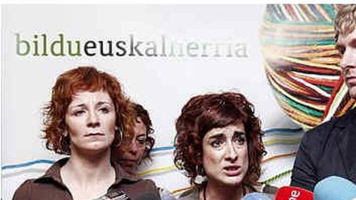 EH Bildu, nueva marca de la coalición abertzale para las autonómicas vascas