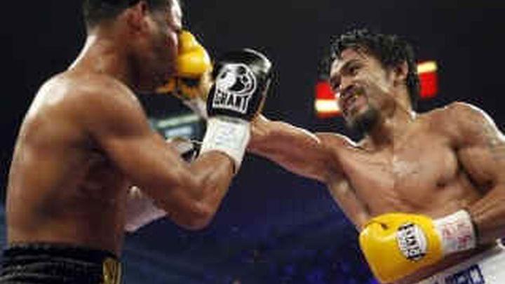 Pacquiao acepta las condiciones para enfrentarse a Mayweather Jr.