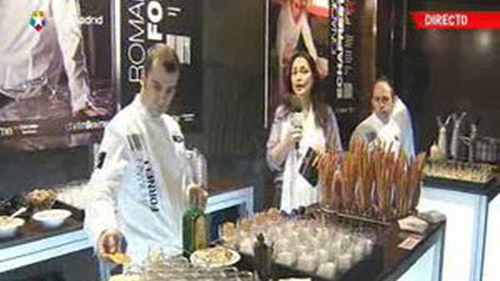 Paco Morales y Pepe Rodríguez Rey son los ganadores del Chef Millesime