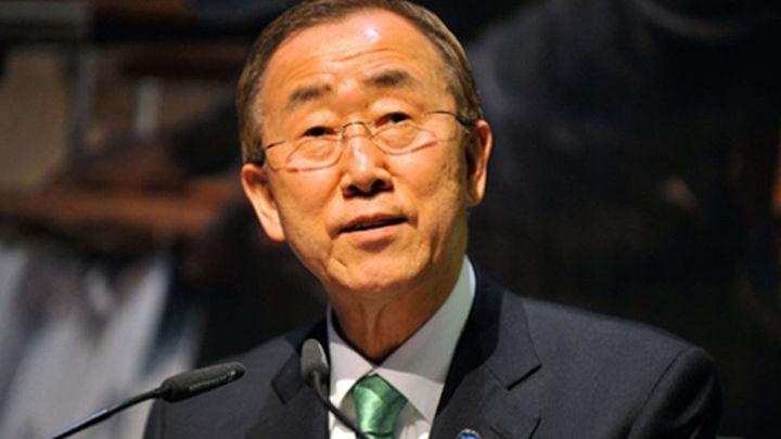 """Ban Ki-moon, """"aliviado"""" de que se haya hecho justicia con Osama bin Laden"""
